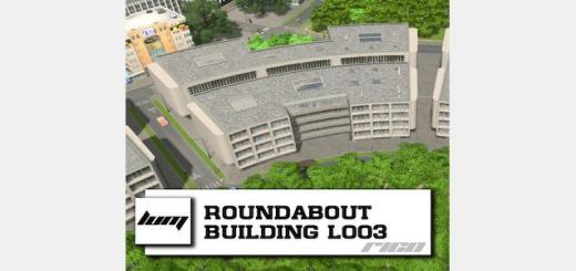 Photo of Cities Skylines – Roundabout Building (RICO) L003