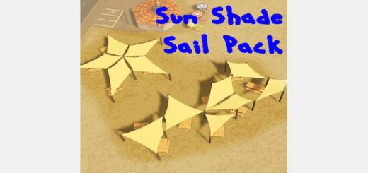 Photo of Cities Skylines – Sun Shade Sail Pack