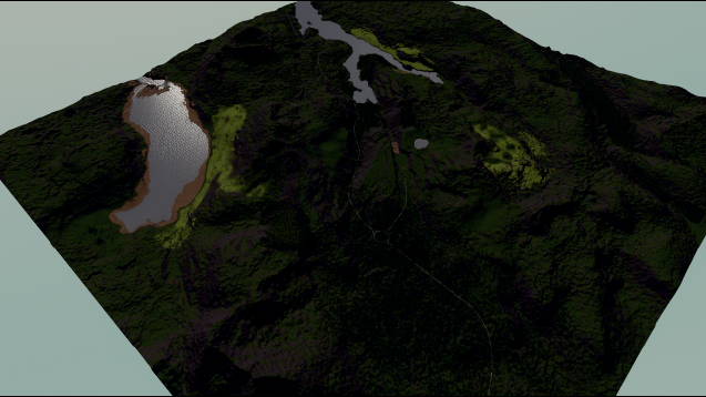 Cities Skylines - UK Mountains Map - New PC Game Modding on new york cities maps, europe cities maps, florida cities maps, texas cities maps, usa cities maps,