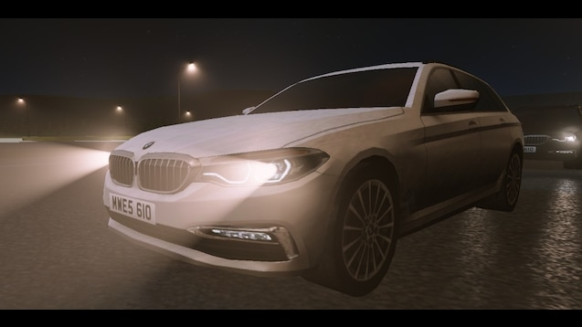 cities skylines bmw 5 series touring g31 2017 new. Black Bedroom Furniture Sets. Home Design Ideas