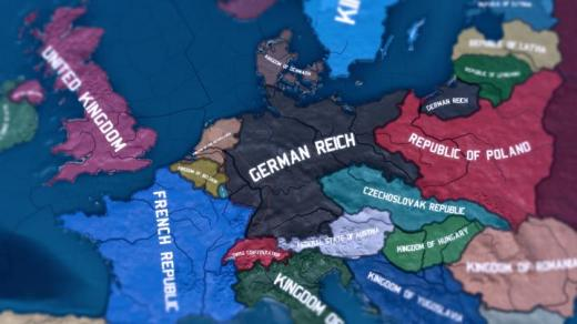 Photo of Hearts of Iron IV – Darkest Hour Map Font
