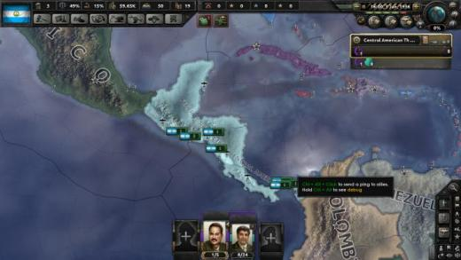 Photo of Hearts of Iron IV – Federal Republic of Central America