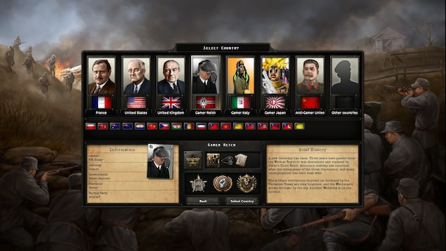 Photo of Hearts of Iron IV – Gamer Overhaul