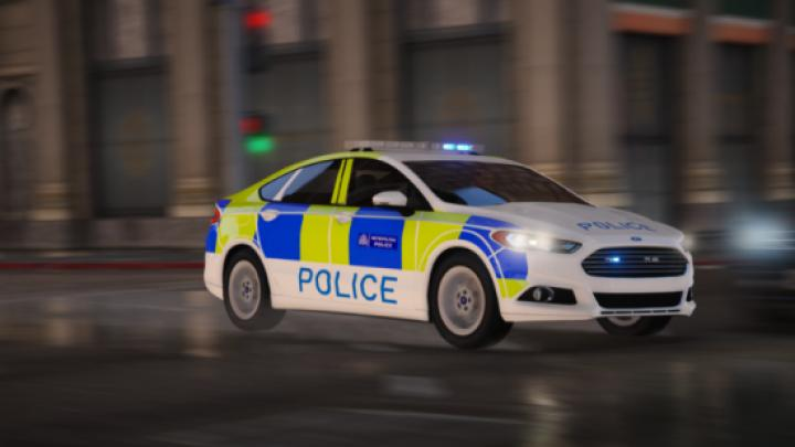 Gta 5 - 2017 Ford Mondeo Fictional Police Car 1.1 - New PC Game ...