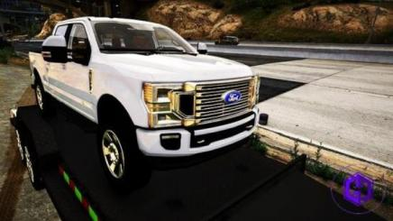 Photo of Gta 5 – 2020 Ford F-350 King Ranch Addon Only 1