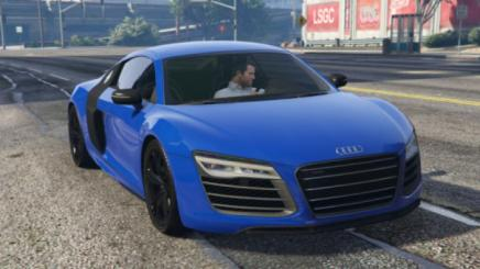 Photo of Gta 5 – Audi R8 V10 Plus Add-On / Replace 1.0