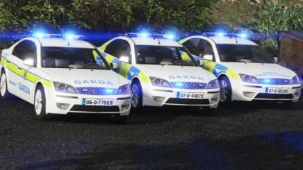 Photo of Gta 5 – Ford Mondeo Irish Garda (Police) 2006-2007 1.0
