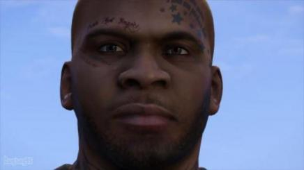 Photo of Gta 5 – Heterochromia Eyes – Franklin 1.0