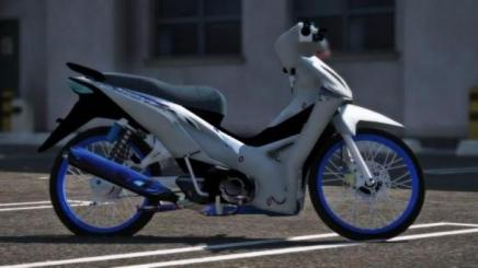 Photo of Gta 5 – Honda Wave110I R1M Color Add On/replace 1.5