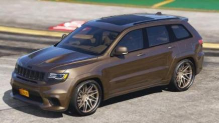 Photo of Gta 5 – Jeep Grand Cherokee Srt8 Trackhawk (Replace Rocoto) 0.1