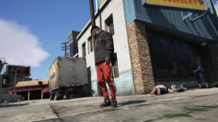 Photo of Gta 5 – Jordan Joggers With Stripe 2 Pack