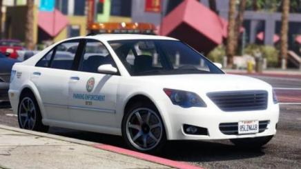 Photo of Gta 5 – Ls Parking Enforcement Pack Add-On | Rde-Style
