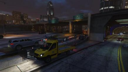 Photo of Gta 5 – Mercedes-Benz Sprinter – Aci Soccorso Stradale Els