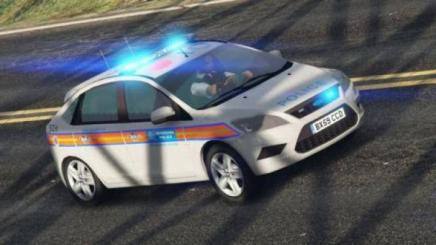 Photo of Gta 5 – Metropolitan Police 2009 Ford Focus Irv 1.0
