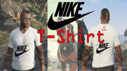 Photo of Gta 5 – Nike T Shirt 1.0