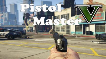 Photo of Gta 5 – Pistol Master 1.0