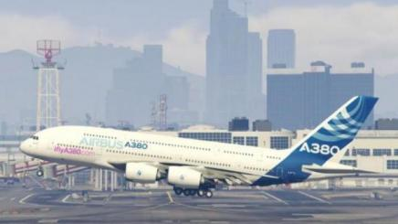 Photo of Gta 5 – Two New A380 Liveries (F-Wwdd And Acj380) 1.0