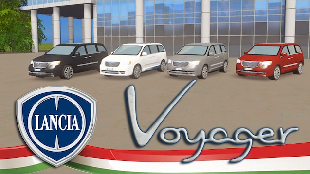 Photo of Cities Skylines – Lancia Voyager