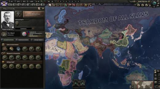 Photo of Hearts of Iron IV – More Alternate History 1.6 – Russia