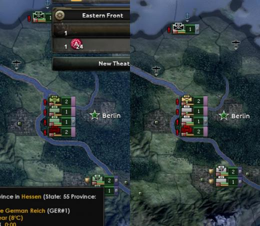 Photo of Hearts of Iron IV – MPU White Icons for Map Counters