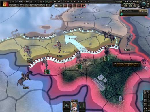 Photo of Hearts of Iron IV – Rise of the Waffles