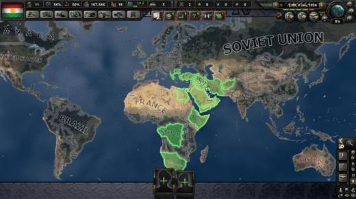 Photo of Hearts of Iron IV – United We Are Strong [WIP]