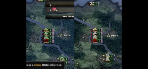 Hearts of Iron IV - Old World Blues Conversion & Variants Submod