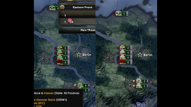 Photo of Hearts Of Iron 4  – MPU White Icons for Map Counters