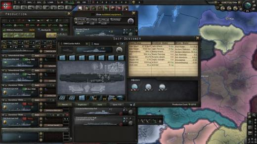 Photo of Hearts of Iron IV – Add Ship Custom Slot