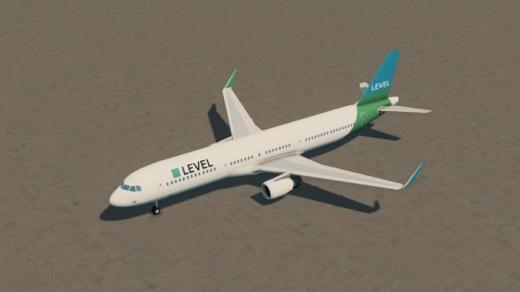 Photo of Cities: Skylines – Airbus A321-211SL Level