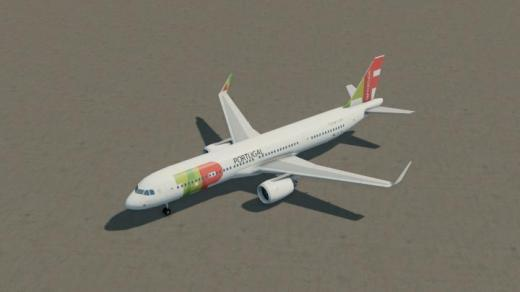 Photo of Cities: Skylines – Airbus A321-251NX TAP Portugal