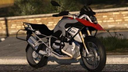 Photo of Gta 5 – 2013 Bmw – R1200Gs | Digital Dials