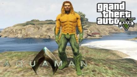 Photo of Gta 5 – Aquaman! King Of Atlantis!! 1.0