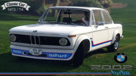 Photo of Gta 5 – Bmw 2002 Turbo Add-On | Replace | Template 1.0