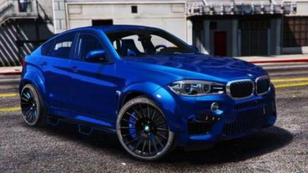Photo of Gta 5 – Bmw X6M F16 Breitbau Add-On/oiv 1.0
