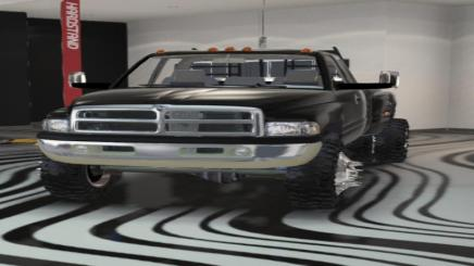 Photo of Gta 5 – Dodge Ram 2500 2Nd Gen Add-On | Fivem 1.0