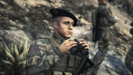 Photo of Gta 5 – French Army – Chasseur Alpin 1.0