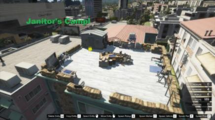 Photo of Gta 5 – Janitor's Zombie Camp Final