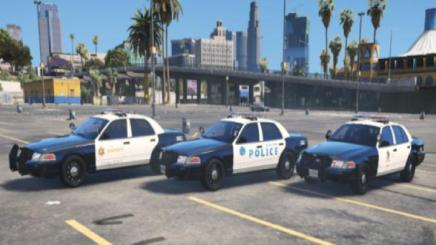 Photo of Gta 5 – La County Police And Sheriff Liveries For Cvpi