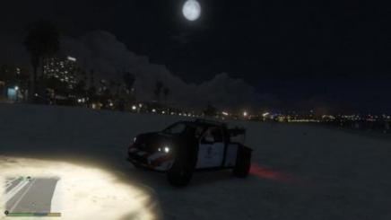 Photo of Gta 5 – Lapd Tow Truck 1.0