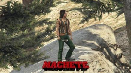 Photo of Gta 5 – Machete – Danny Trejo 1.0