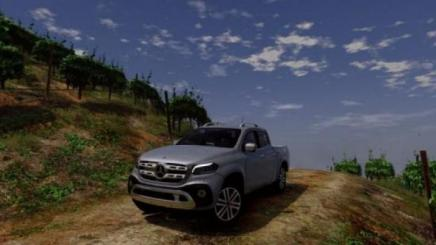 Photo of Gta 5 – Mercedes-Benz X-Class 2018 Add-On / Replace 1.0