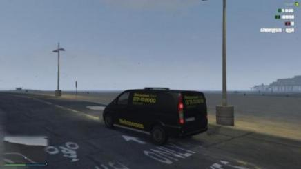 Photo of Gta 5 – Mercedes Vito Swedish Mekonomen Paintjob 1.0
