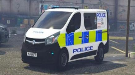 Photo of Gta 5 – North Yorkshire Police – Irv Livery Pack For The Vauxhall Vivaro 1.0C