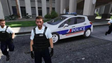 Photo of Gta 5 – Police Nationale 308 Paintjob 0.9