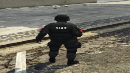 Photo of Gta 5 – Romanian Police Skin S.i.a.s V2 V.2