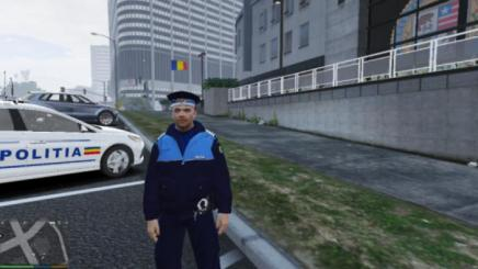 Photo of Gta 5 – Romanian Police Skin V1.0