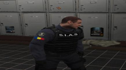 Photo of Gta 5 – S.i.a.s Skin Romania 1.0.0