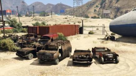 Photo of Gta 5 – Scrap Cars Add-On | Pack 1.0