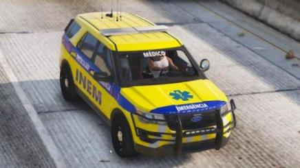 Photo of Gta 5 – Skin Ford Interceptor Inem
